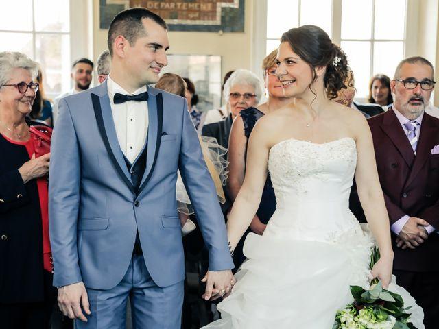 Le mariage de Alexandre et Lauriane à Brueil-en-Vexin, Yvelines 76