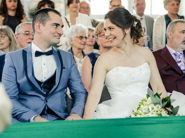 Le mariage de Alexandre et Lauriane à Brueil-en-Vexin, Yvelines 78