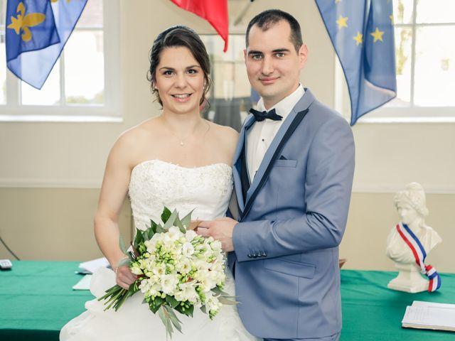 Le mariage de Alexandre et Lauriane à Brueil-en-Vexin, Yvelines 80