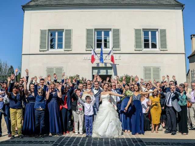 Le mariage de Alexandre et Lauriane à Brueil-en-Vexin, Yvelines 85