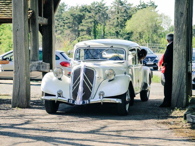 Le mariage de Alexandre et Lauriane à Brueil-en-Vexin, Yvelines 86