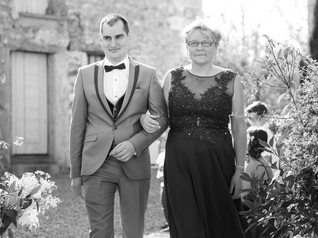 Le mariage de Alexandre et Lauriane à Brueil-en-Vexin, Yvelines 91