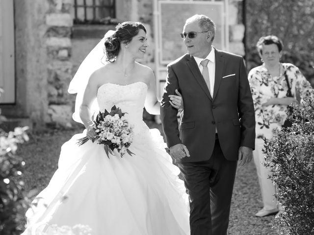 Le mariage de Alexandre et Lauriane à Brueil-en-Vexin, Yvelines 93
