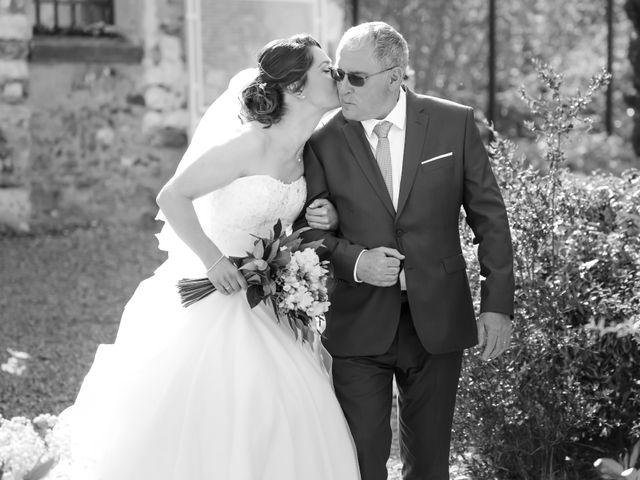 Le mariage de Alexandre et Lauriane à Brueil-en-Vexin, Yvelines 94