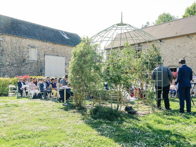 Le mariage de Alexandre et Lauriane à Brueil-en-Vexin, Yvelines 97