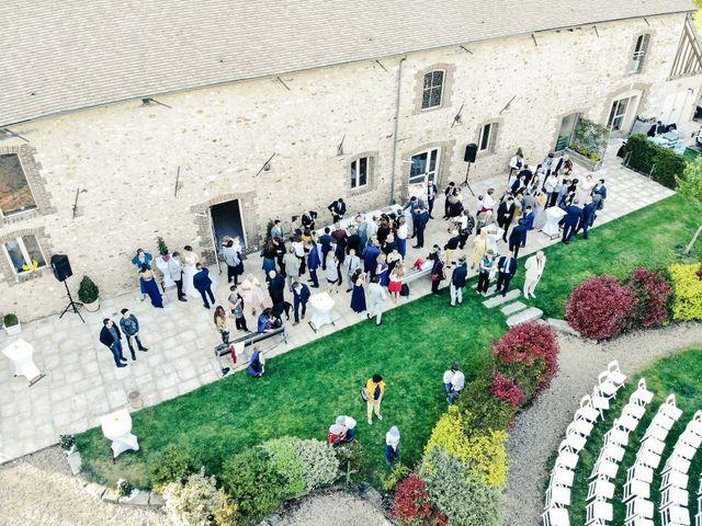 Le mariage de Alexandre et Lauriane à Brueil-en-Vexin, Yvelines 139