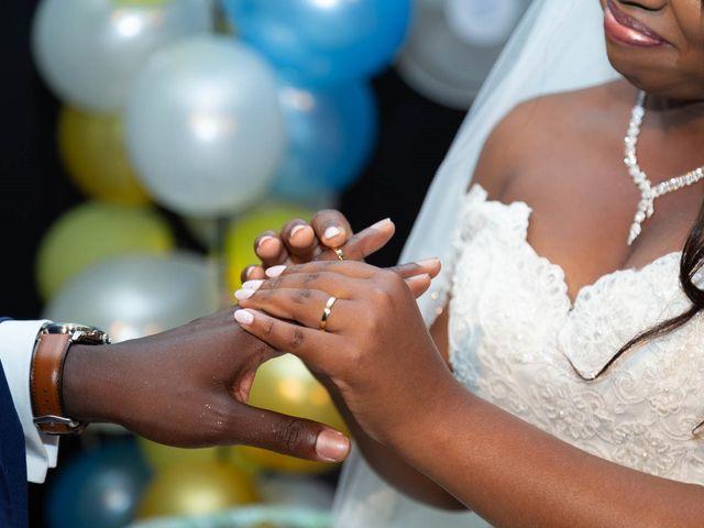 Le mariage de Djibril et Inna à Clermont-Ferrand, Puy-de-Dôme 14