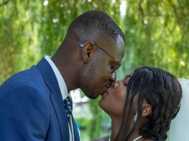 Le mariage de Djibril et Inna à Clermont-Ferrand, Puy-de-Dôme 18