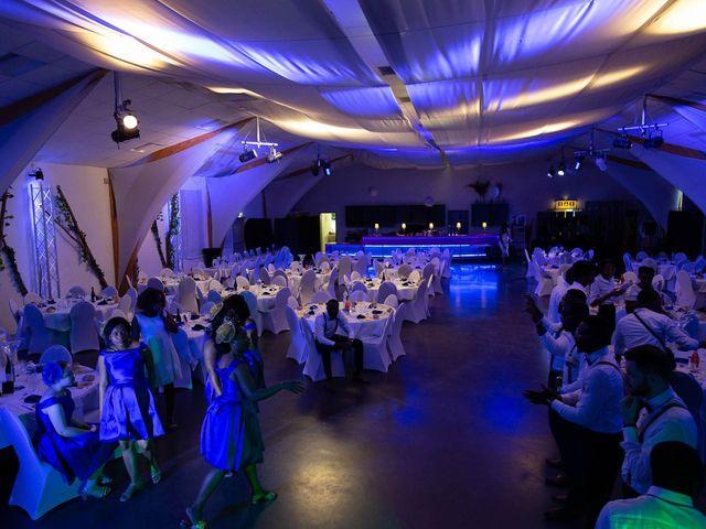 Le mariage de Djibril et Inna à Clermont-Ferrand, Puy-de-Dôme 27