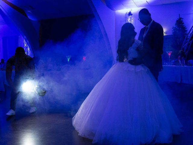 Le mariage de Djibril et Inna à Clermont-Ferrand, Puy-de-Dôme 35