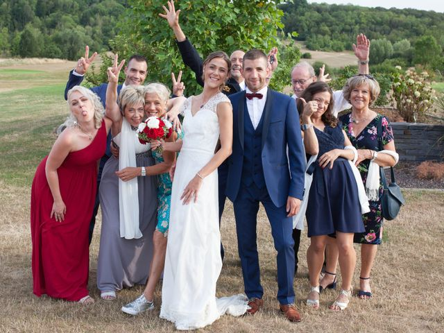 Le mariage de Anthony et Cécilia à Bouxières-aux-Chênes, Meurthe-et-Moselle 55