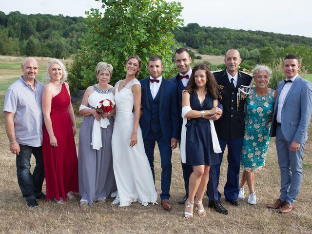 Le mariage de Anthony et Cécilia à Bouxières-aux-Chênes, Meurthe-et-Moselle 56