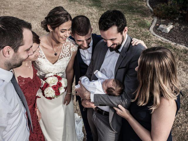 Le mariage de Anthony et Cécilia à Bouxières-aux-Chênes, Meurthe-et-Moselle 57