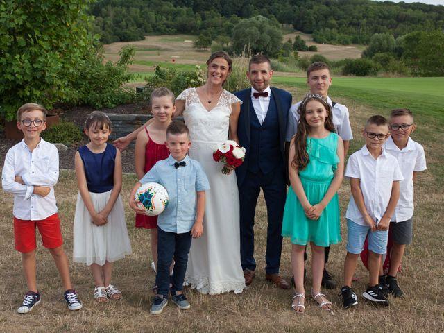 Le mariage de Anthony et Cécilia à Bouxières-aux-Chênes, Meurthe-et-Moselle 74