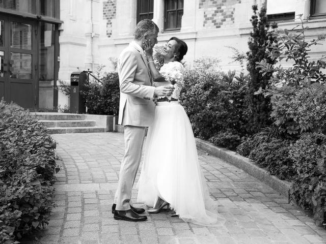Le mariage de Philippe et Béatrice à Paris, Paris 31