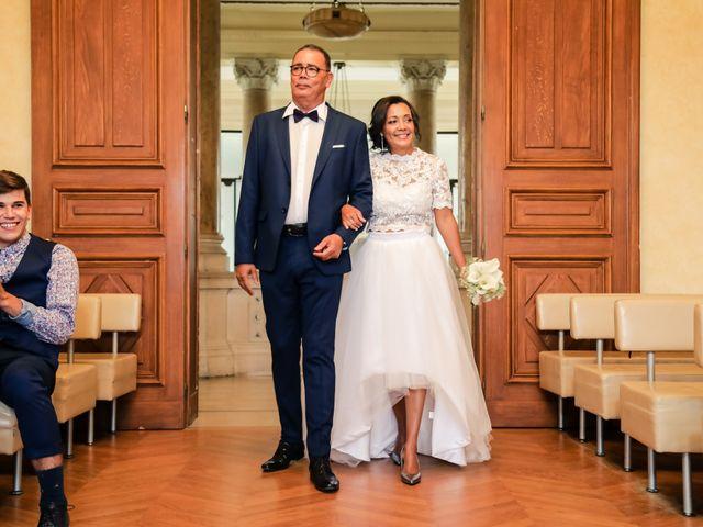 Le mariage de Philippe et Béatrice à Paris, Paris 35