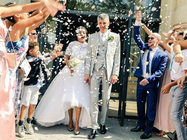 Le mariage de Philippe et Béatrice à Paris, Paris 55