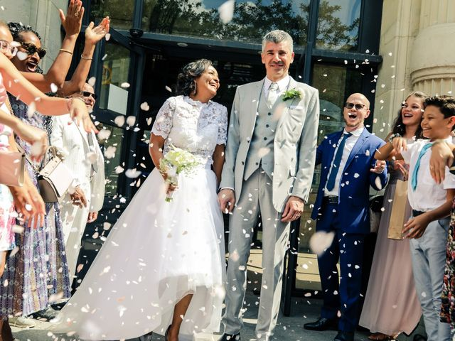 Le mariage de Philippe et Béatrice à Paris, Paris 56