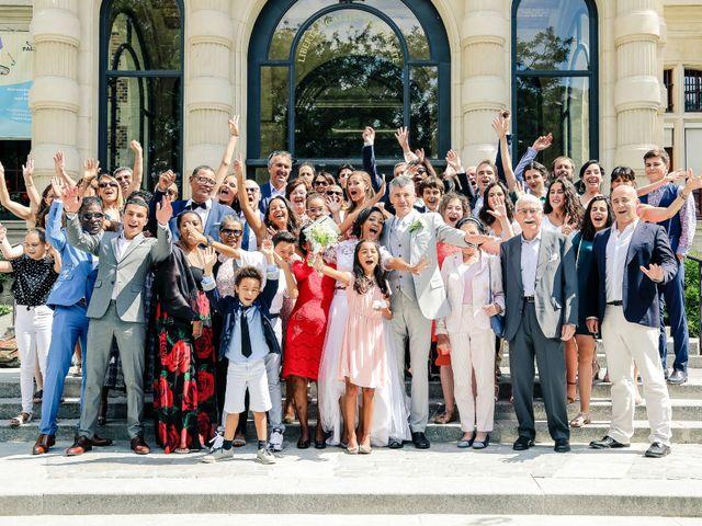 Le mariage de Philippe et Béatrice à Paris, Paris 59