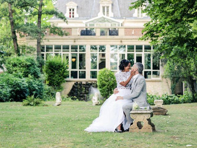 Le mariage de Philippe et Béatrice à Paris, Paris 85