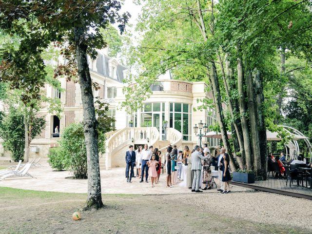 Le mariage de Philippe et Béatrice à Paris, Paris 91