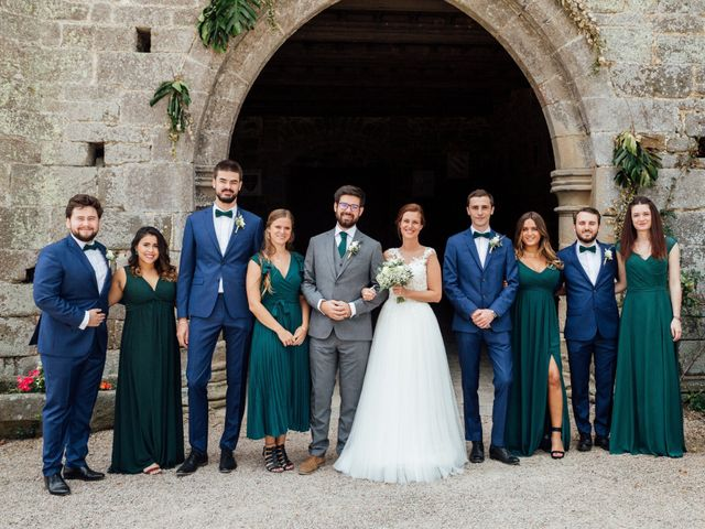Le mariage de Baptiste et Margaux à Saint-Brieuc-des-Iffs, Ille et Vilaine 2