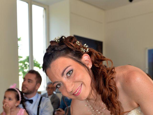 Le mariage de Frédéric et Séverine à Bonson, Alpes-Maritimes 9