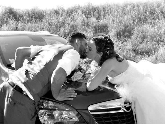 Le mariage de Frédéric et Séverine à Bonson, Alpes-Maritimes 11