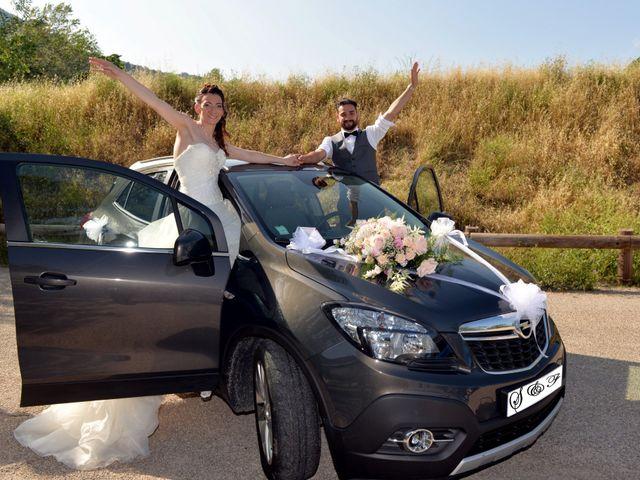 Le mariage de Frédéric et Séverine à Bonson, Alpes-Maritimes 12