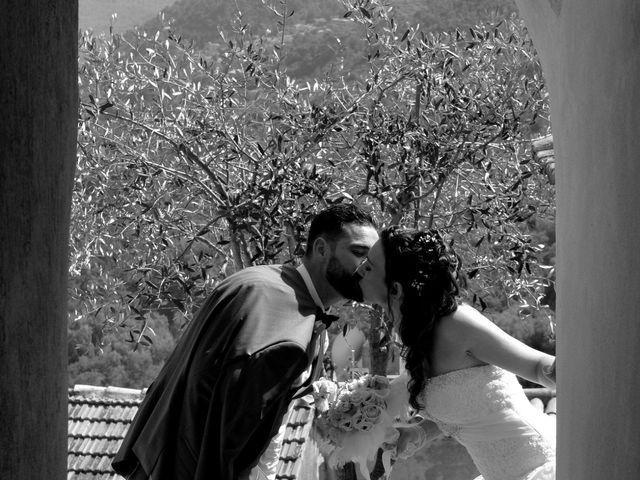 Le mariage de Frédéric et Séverine à Bonson, Alpes-Maritimes 13