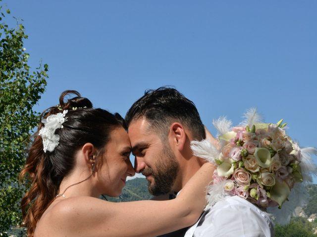 Le mariage de Frédéric et Séverine à Bonson, Alpes-Maritimes 1