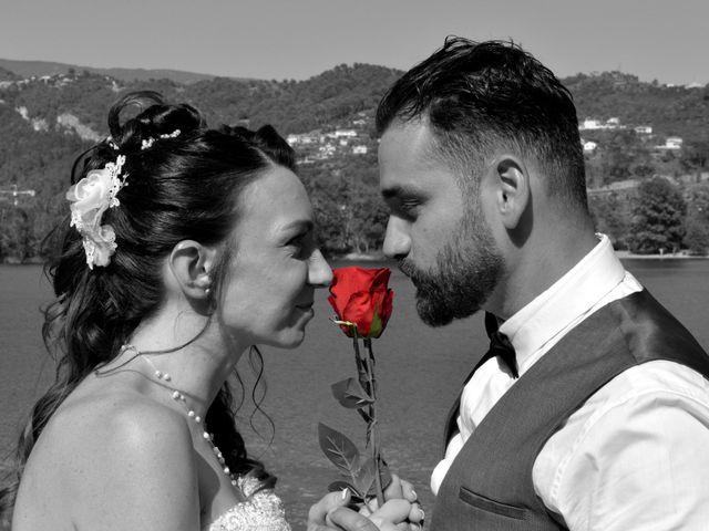 Le mariage de Frédéric et Séverine à Bonson, Alpes-Maritimes 14