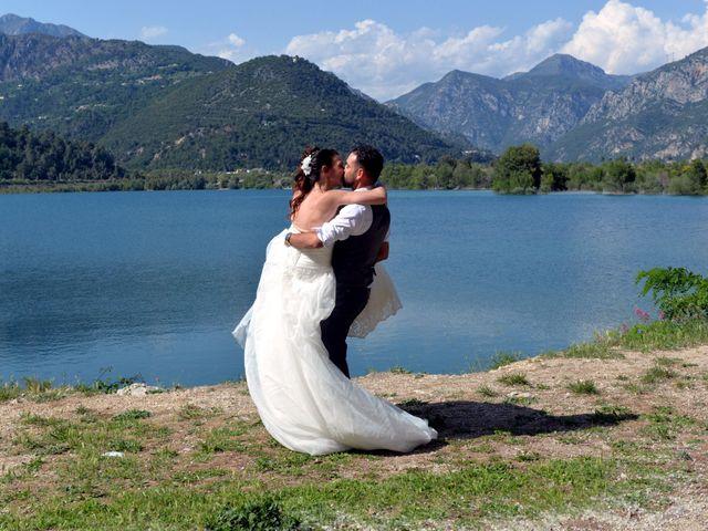 Le mariage de Frédéric et Séverine à Bonson, Alpes-Maritimes 15