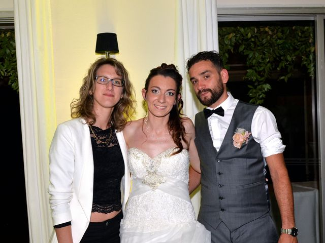 Le mariage de Frédéric et Séverine à Bonson, Alpes-Maritimes 22