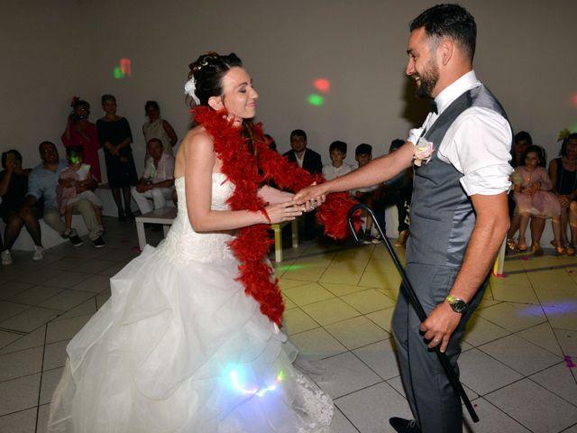 Le mariage de Frédéric et Séverine à Bonson, Alpes-Maritimes 25
