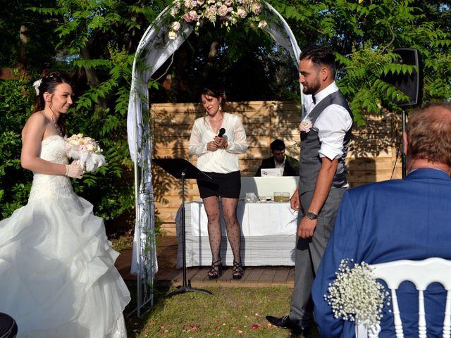 Le mariage de Frédéric et Séverine à Bonson, Alpes-Maritimes 31