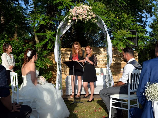 Le mariage de Frédéric et Séverine à Bonson, Alpes-Maritimes 32