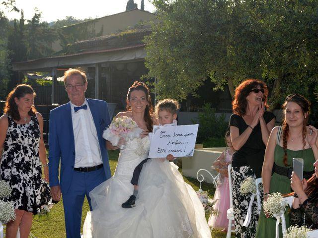 Le mariage de Frédéric et Séverine à Bonson, Alpes-Maritimes 33