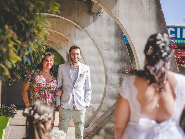 Le mariage de Florent et Célia à Rodilhan, Gard 13
