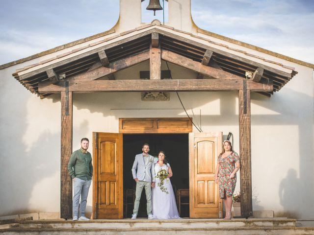 Le mariage de Florent et Célia à Rodilhan, Gard 24