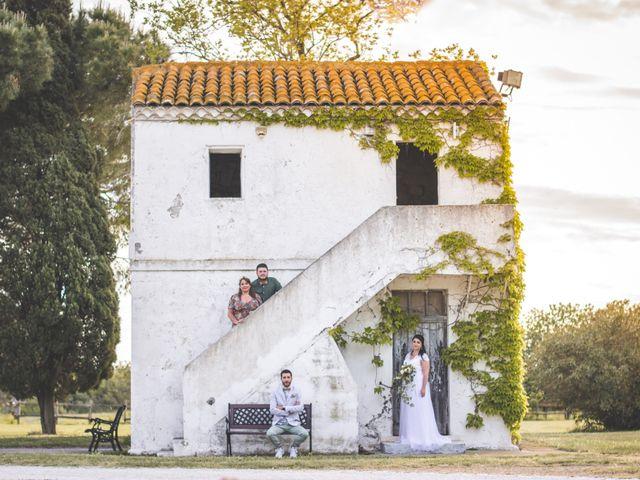Le mariage de Florent et Célia à Rodilhan, Gard 28