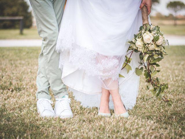 Le mariage de Florent et Célia à Rodilhan, Gard 38