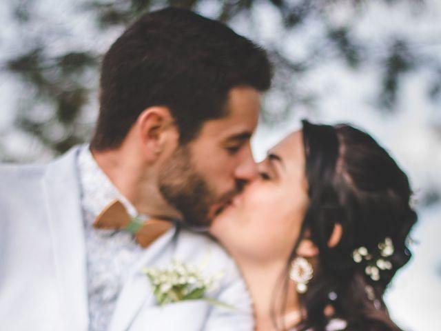 Le mariage de Florent et Célia à Rodilhan, Gard 39