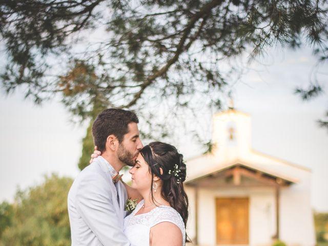 Le mariage de Florent et Célia à Rodilhan, Gard 40