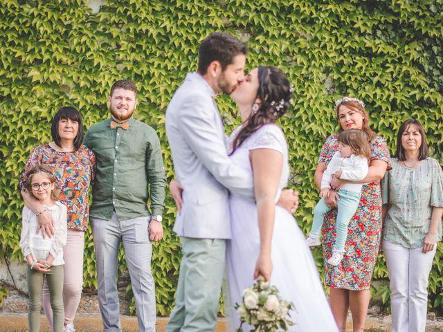 Le mariage de Florent et Célia à Rodilhan, Gard 25