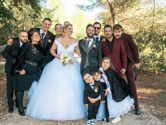 Le mariage de Michaël et Loryne à Istres, Bouches-du-Rhône 12
