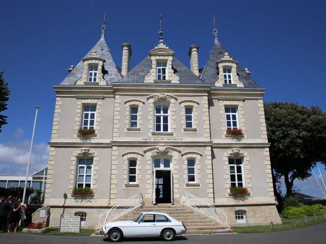 Le mariage de Xavier et Margaux à Le Pouliguen, Loire Atlantique 15