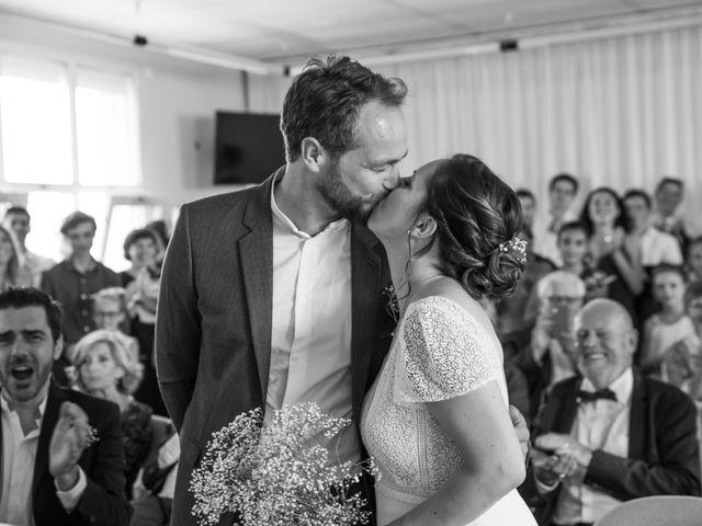 Le mariage de Xavier et Margaux à Le Pouliguen, Loire Atlantique 19
