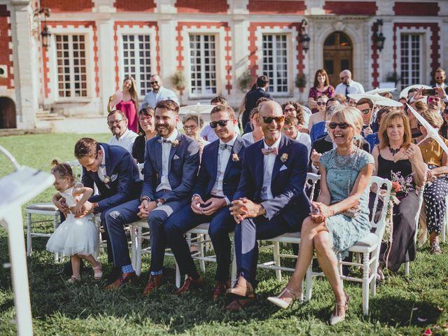 Le mariage de Colin et Véronica à Lésigny, Seine-et-Marne 20