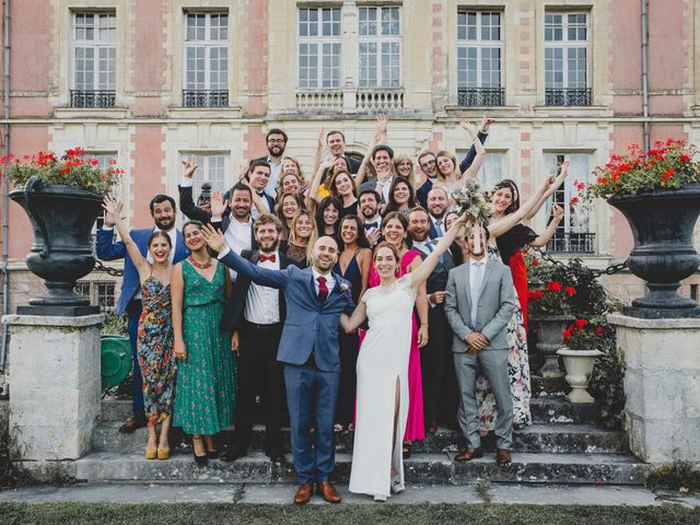Le mariage de Colin et Véronica à Lésigny, Seine-et-Marne 56